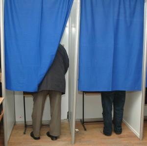 alegatori la vot