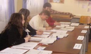 Prefectul Sandu Pocol a votat pentru modernizarea statului roman
