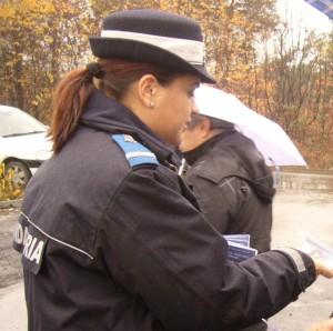 """Misiune """"electorala"""" pentru politisti si jandarmi"""