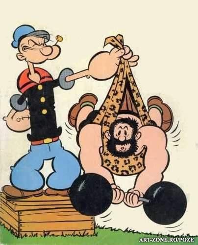 popey marinarul