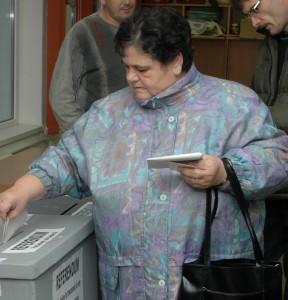 UPDATE. Maramureseii nu se inghesuie la vot