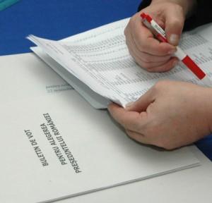 Schimbari in componenta comisiilor de vot