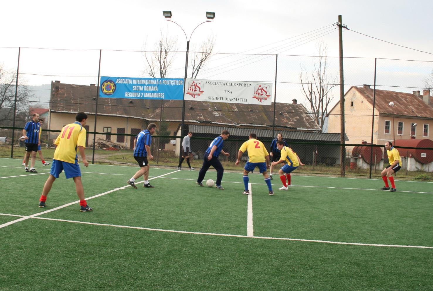 fotbal la IJPF