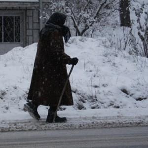 iarna friguroasa