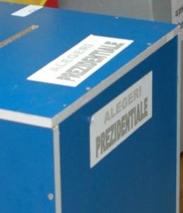 Prezenta la vot aproape de 50% in Maramures