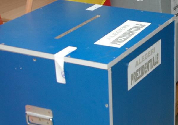 urna alegeri