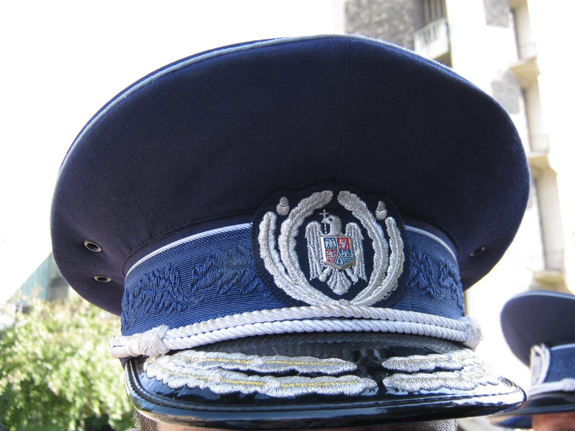 Unitati bancare amendate de politisti