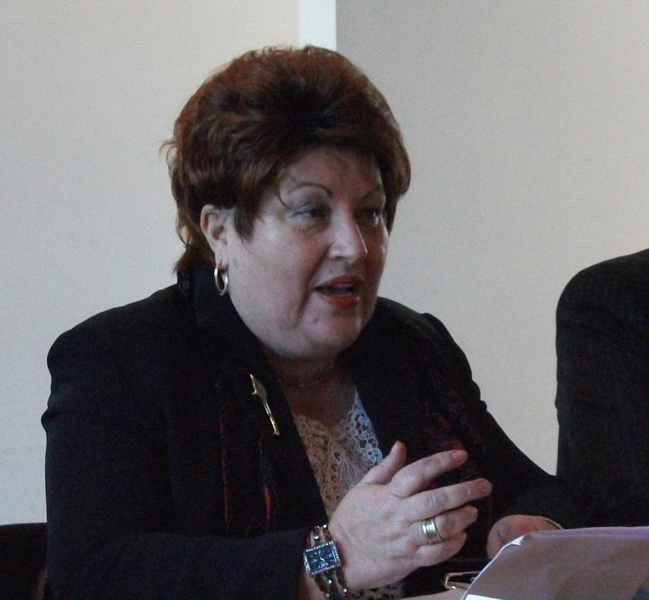 Eugenia Godja- presedinte PSD Maramures