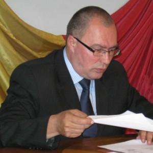 Sandu Pocol - prefectul judetului