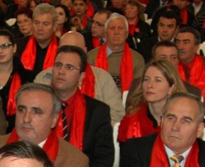 Congresul PSD si-a inceput lucrarile