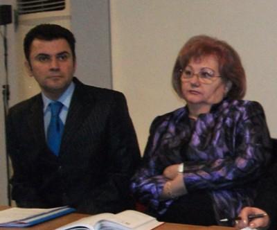 Mircea Dolha, Ludovica Parvu