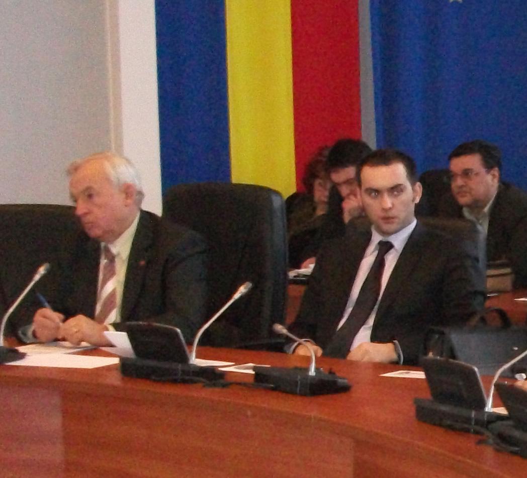Cristian Niculescu Tagarlas vrea sa devina primar