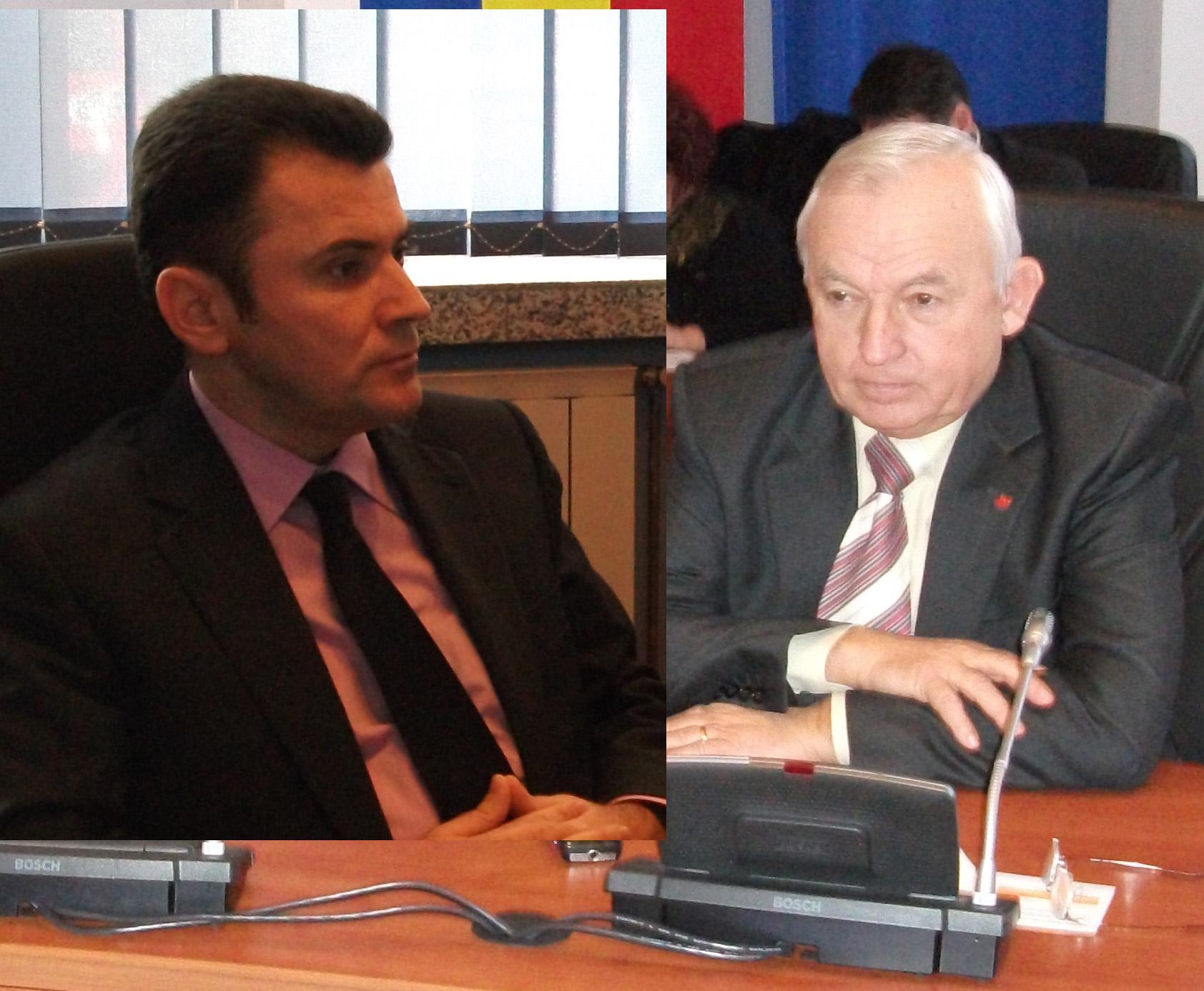 Primaria Baia Mare – pe mana viceprimarilor