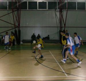 """Cupa """"Fan Sport"""" la fotbal in sala"""