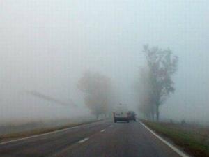 drum cu ceata