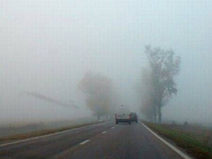 Ceata pe drumurile din Maramures