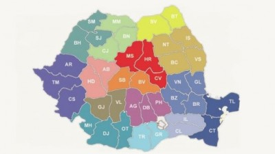 PSD vrea referendum impotriva desfiintarii judetului
