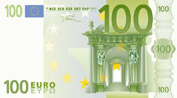 100 de euro