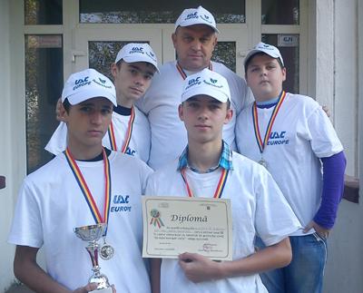 Echipa din Baia Mare