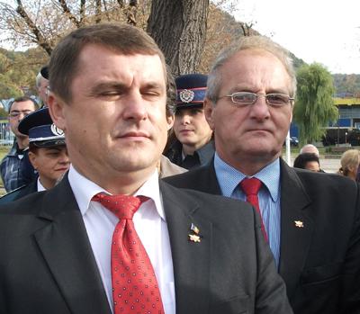 Lucian Morar, Emil Ambrus