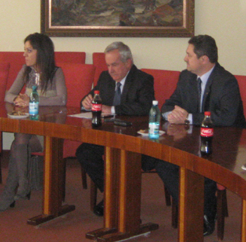 delegatie la universitate