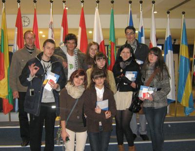 Euro-Vocile Maramuresului au petrecut o saptamana prin Europa