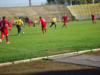 FOTBAL. Sport Team- amical cu Ungaria