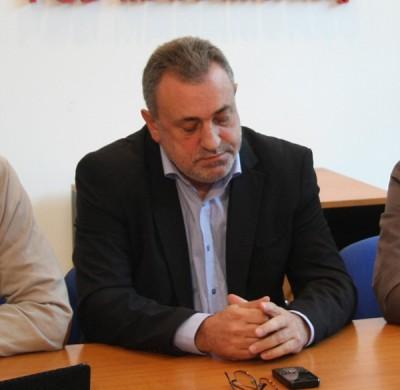 Deputatul Gheorghe Simon, alergic