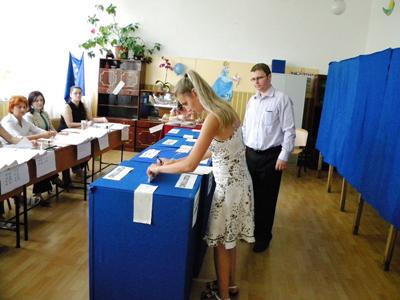 Tinta PNL Maramures la europarlamentare – un rezultat de 25%