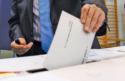 Alegeri locale partiale la Sapanta