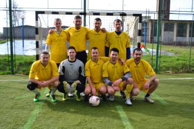 Campionat de minifotbal la Jandarmerie. Politistii pe primul loc