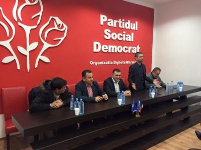 Desemnarea candidaților PSD pentru Consiliul Județean prin mini-conferinte