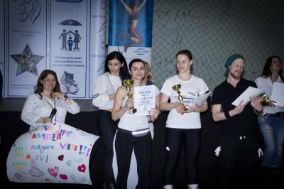 Baia Mare – locul II la Concursul de coregrafie Kangoo Jumps