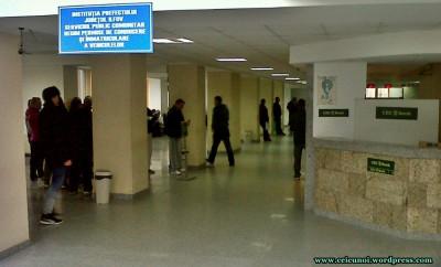 Chiorean prins cu acte false la Serviciul de Înmatriculări