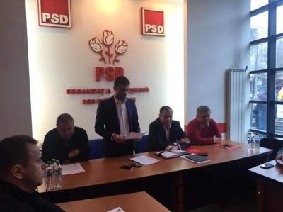 sedinta PSD candidati