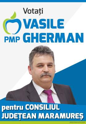 afis vasile gherman