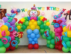 Petrecere pentru copii organizată de un medic al Spitalului Judeţean Baia Mare