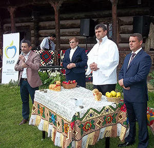 Vasile Ţiplea (PMP), în cursă pentru Primăria Dragomireşti