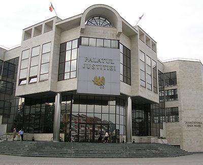 palat justitie maramures