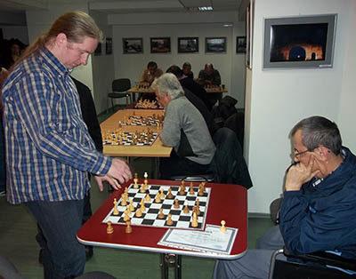Clubul din Baia Mare a câştigat Cupa României la şah