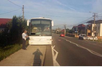 control autobuze