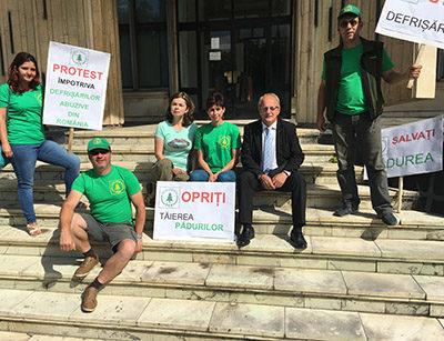 protest per