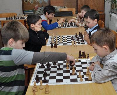 """""""Cupa Limpedea"""" la şah pentru copii"""