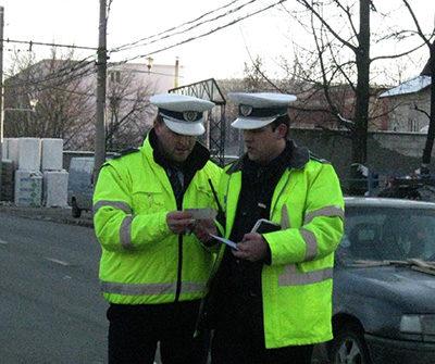 politisti infractor