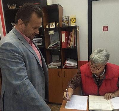 Liviu Pop: Mi-am depus candidatura pentru un nou mandat de senator