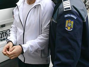 infractor arestat