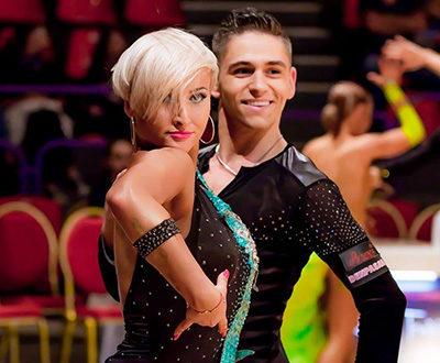 Seară de dans organizată de Prodance 2000. Campionii Paul Moldovan și Cristina Tătar vin în Baia Mare