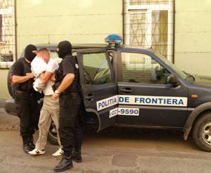 Contrabandiști urmăriţi în trafic între Leordina şi Vişeu