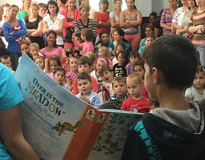 Vacanţă pentru preşcolari şi  elevii din învăţământul primar