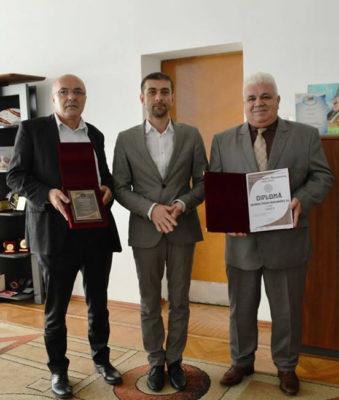 Premiu pentru o firmă din Maramureş la construcția drumurilor și autostrăzilor